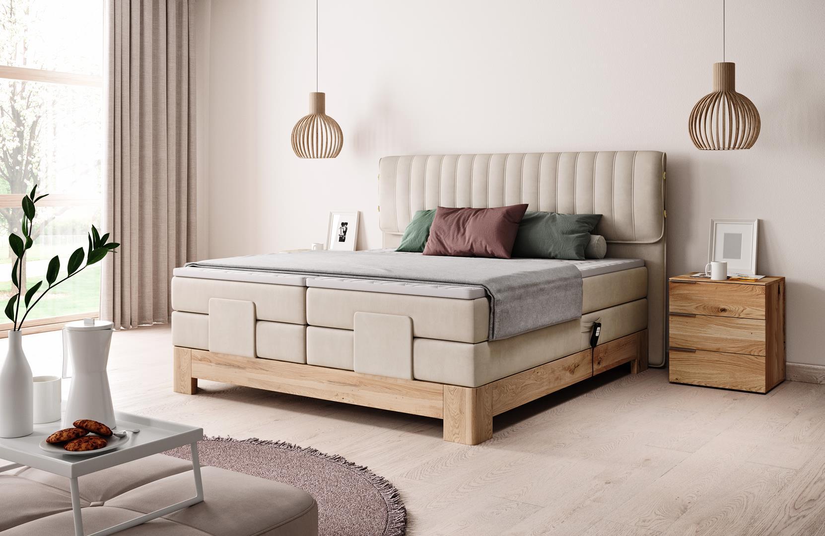 elsa ställbara säng